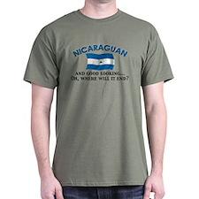 Good Lkg Nicaraguan 2 T-Shirt