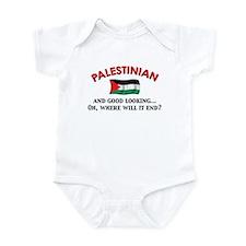 Good Lkg Palestinian 2 Infant Bodysuit