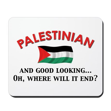 Good Lkg Palestinian 2 Mousepad