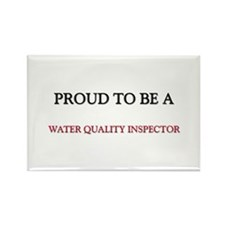 Proud to be a Water Quality Inspector Rectangle Ma