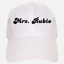 Mrs. Rubio Baseball Baseball Cap