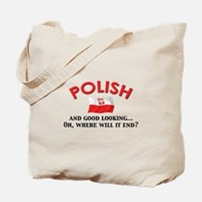 Good Lkg Polish 2 Tote Bag