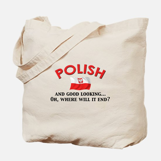 Good Lkg Polish 2 Tote Bag