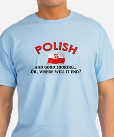 Good Lkg Polish 2 T-Shirt