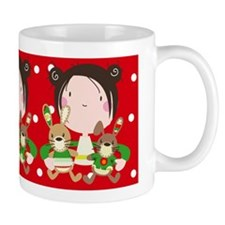"""My Christmas friends"" Mug"
