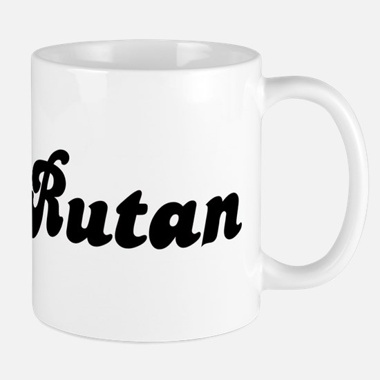 Mrs. Rutan Mug