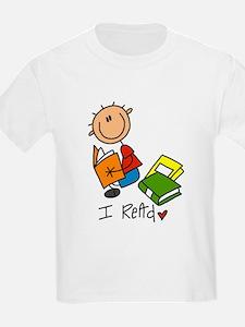 I Read T-Shirt