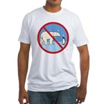 Penguin Polarity Fitted T-Shirt