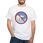 Penguin Polarity White T-Shirt