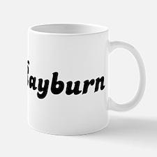 Mrs. Rayburn Mug