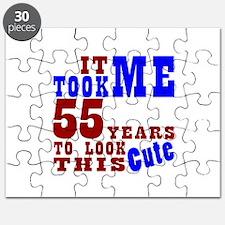 55 Cute Birthday Puzzle