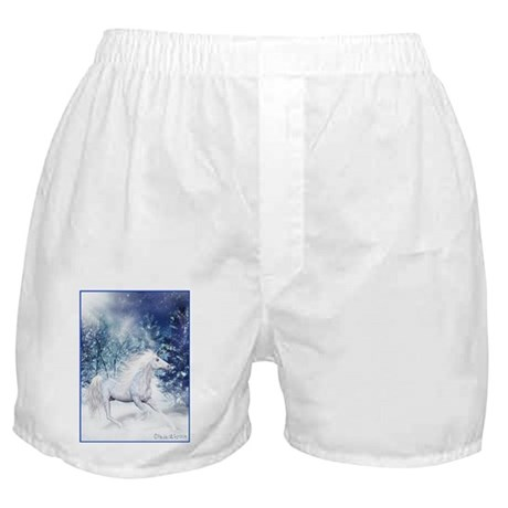 Winter Fantasy Boxer Shorts