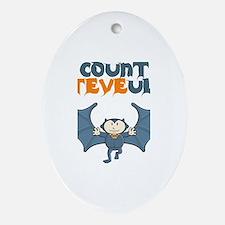 Count Steveula Oval Ornament