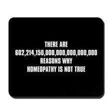 There are 602,214,150... reasons why homeopathy is