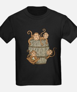 Barrel Monkey T