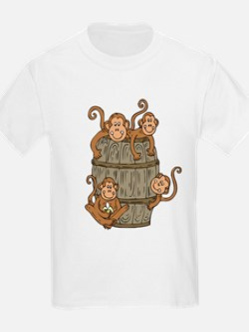 Barrel Monkey T-Shirt