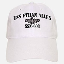 USS ETHAN ALLEN Cap