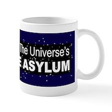 Earth-Universe's Insane Asylum Mug