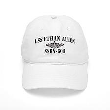 USS ETHAN ALLEN Baseball Cap