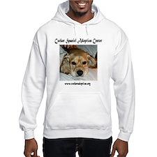 Cocker Spaniel Adoption Center Hoodie