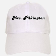 Mrs. Pilkington Baseball Baseball Cap
