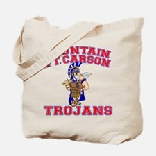 Fountain Fort Carson Tote Bag