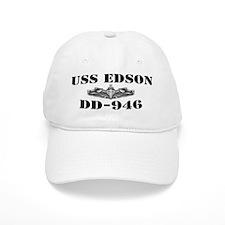 USS EDSON Baseball Cap