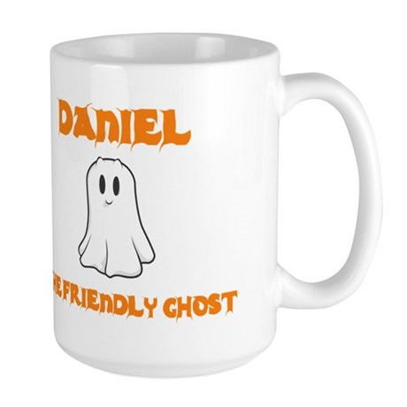 Daniel The Friendly Ghost Large Mug