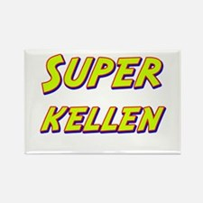 Super kellen Rectangle Magnet