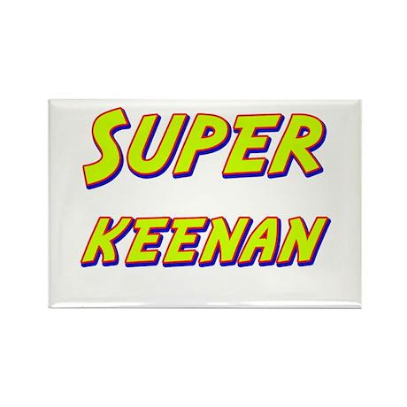 Super keenan Rectangle Magnet (10 pack)
