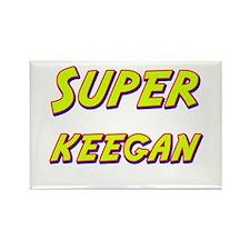 Super keegan Rectangle Magnet