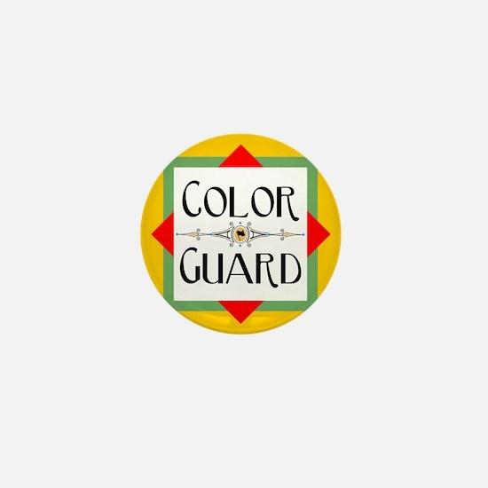 Color Guard Mini Button (10 pack)