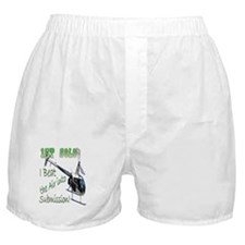 1st Helicopter Solo Boxer Shorts