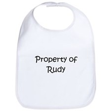 Cute Rudy Bib