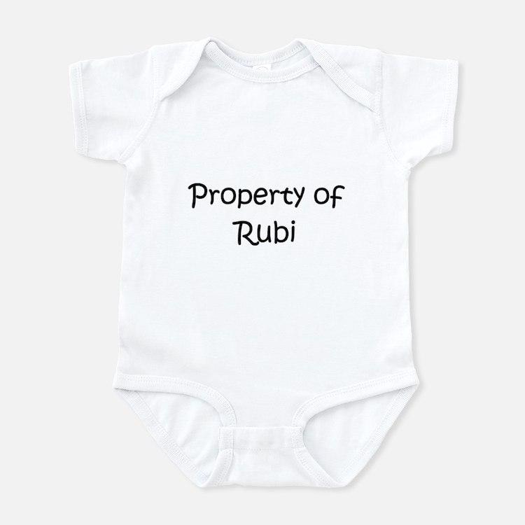 Cute Rubi Infant Bodysuit