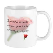 Unique Rose flower Mug