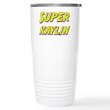 Super kaylin Travel Mug