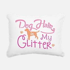Unique Dog is good Rectangular Canvas Pillow