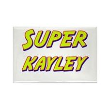 Super kayley Rectangle Magnet