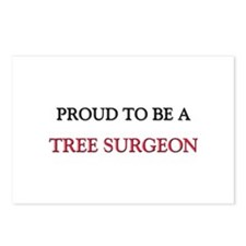 Proud to be a Tree Surgeon Postcards (Package of 8