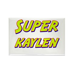 Super kaylen Rectangle Magnet (10 pack)