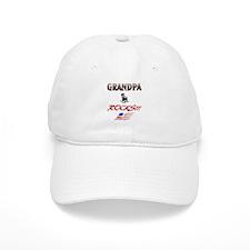 Granpa Rocks Baseball Cap