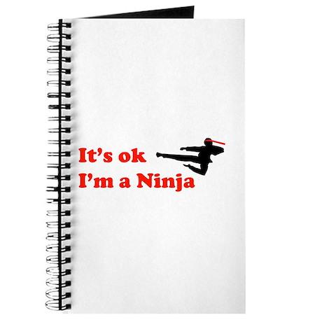 It's OK I'm a Ninja Journal
