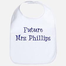 Future Mrs. Phillips Bib
