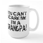 Scare Me - Grandpa Large Mug