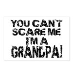 Scare Me - Grandpa Postcards (Package of 8)
