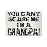 Scare Me - Grandpa Rectangle Magnet