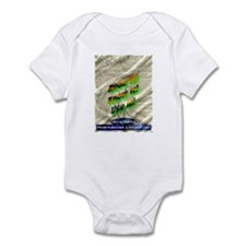 Alex Jones Constitution Infant Bodysuit