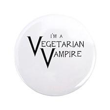 "Vegetarian Vampire 3.5"" Button"