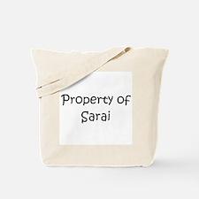 Unique Sarai Tote Bag